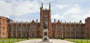 Undergraduate Scholarships for International Students in Various Majors at Queen's University Belfast