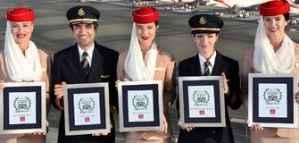 Opportunité d'emploi pour l'équipage de cabine du groupe Emirates à Dubaï