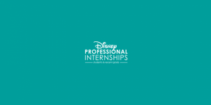 Walt Disney Professional Internship – Finance Intern