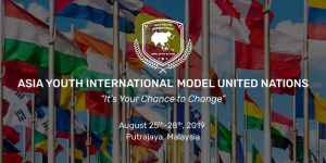 Asia Youth International Model United Nations (AYIMUN)