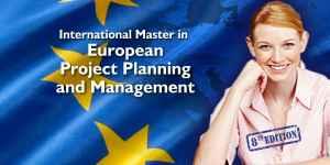 Mastère en planification et gestion de projets européens 8ème édition