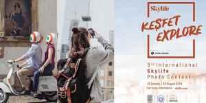 «Découvrez» avec le 3ème concours international de photographie Skylife