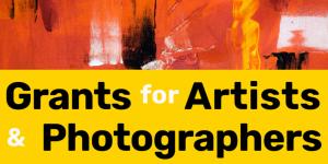 Subventions aux artistes et photographes
