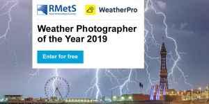 مصور الطقس
