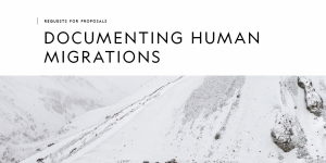 National Geographic – Documenting Human Migrations Grant 2019