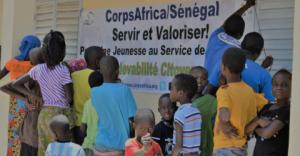 Serve as a CorpsAfrica Volunteer in 2019-2020