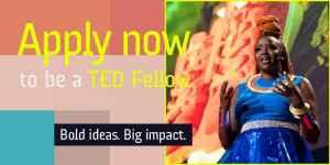 Programme de boursiers TED - Soumettez votre candidature pour devenir un boursier TED