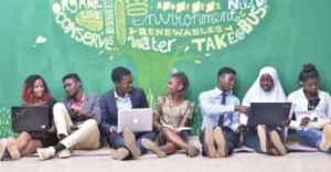 Stage du Green Institute Nigeria en 2019
