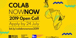 British Council ColabNowNow 2019 pour les jeunes créatifs numériques