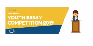 Concours de rédaction pour les jeunes de la Semaine de la PME 2019 - Lancement
