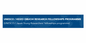 UNESCO/Japan Young Researchers' Fellowship Programme