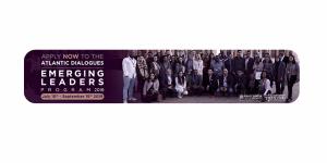 Dialogues en Atlantique Programme des futurs leaders 2019