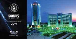 Conférence Union internationale V 2019 en Ouzbékistan