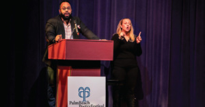 Festival de poésie Palm Beach 2020 Bourse Langston Hughes