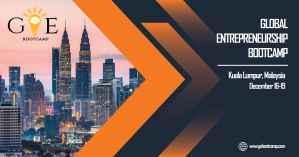 الدورة التمهيدية العالمية السادسة لريادة الأعمال في ماليزي