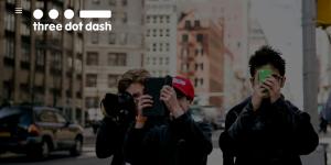 Three Dot Dash Global Teen Leaders Program 2020