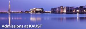 Bourse d'études complète de Master et de Doctorat à l'Université King Abdullah pour les sciences et technologies KAUST 2020-2021