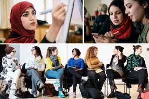 """Le Programme """"She entrepreneurs"""" 2020 en Suède, programme entièrement financé pour les femmes de la région MENA."""