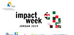 فرصة المشاركة في ورشات عمل مميزة لريادة الاعمال ضمن فعاليات  Impact Week في الاردن 2019