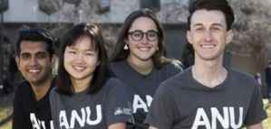 Bourse du programme de maîtrise et possibilité de faire de la recherche en environnement à l'ANU en Australie 2020