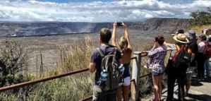 إقامة فنية في جزيرة هاواي بتمويل يصل إلى 2000 دولار من مؤسسة National Parks Arts