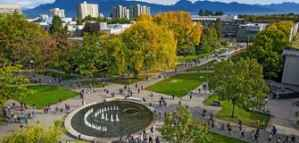 Bachelor Scholarship at British Columbia University from Donald A. Wehrung