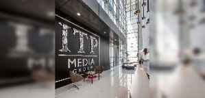 internship at ITP Media Group in UAE