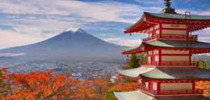 Partially Funded Fellowship in Japan from Japan Foundation