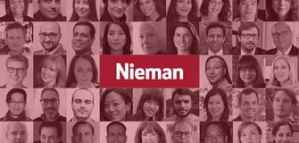 Funded Research Fellowship in Journalism from Harvard's Nieman Foundation in the USA