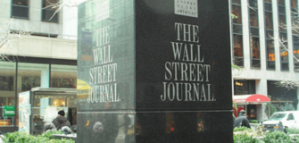 Internship Opportunity at Wall Street Journal in USA 2019