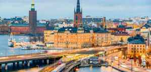 Master's Degree Scholarship in Sweden from Swedish Institute 2020