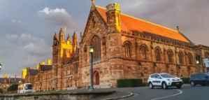 Bourses de licence et de master en Australie à l'Université de Sydney 2020