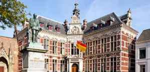Master Scholarship for International Students at Utrecht University in Netherlands (Fully Funded) 2020