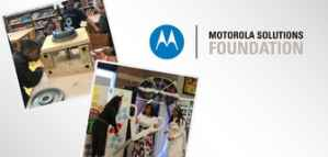 Grants of up to 50,000 in Education and Public Safety from Motorola Solutions Foundation 2020