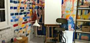Funded Residencies for Artists and Opportunity to Attend Modern Art Workshops