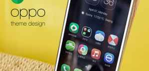 Smartphone Theme Design Competition to Win 3000 from OPPO 2020
