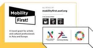 مبادرة التنقل الثقافي ASEF 2020 (ممولة بالكامل)