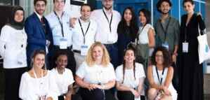 السفر إلى سويسرا لحضور قمة الشرق الأوسط والبحر المتوسط مغطاة التكاليف للشباب