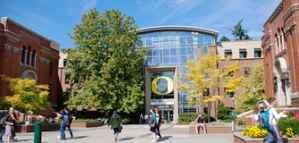 Undergraduate  Graduate Scholarship at the University of Oregon in the US 2020