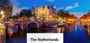 Atelier sur l'entreprenariat des jeunes aux Pays-Bas du Netherlands Education Group 2020