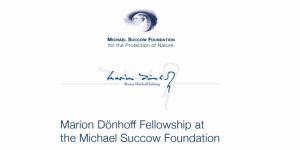 La bourse Marion Dönhoff à la Fondation Michael Succow 2020