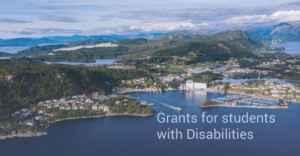 Subventions Snowden Trust pour les étudiants handicapés 2020/21