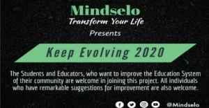 Keep Evolving 2020 by Mindselo