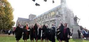 Bourses de master en réconciliation et consolidation de la paix de l'université de Winchester en Angleterre