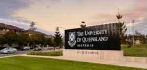 Scholarship for Doctor of Philosophy at Queensland University in Australia