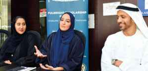 Complete Funds for Emirati Researchers within Fulbright Foreign Student Program