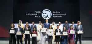 Sheikh Zayed Award for Sustainability and the Chance to Win a $ 600,000 2020