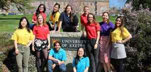 Undergraduate Global Excellence Scholarships at University of Exeter in the United Kingdom 2020