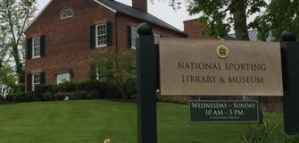 Fellowship at the National Sporting Library and Museum in the USA 2021