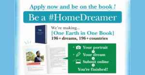 World Dream Project: Apply to be Featured in an Upcoming Book!